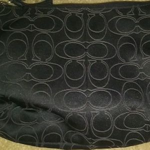 Coach Bags - A black Coach mini purse